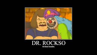 dr rockso does cocaine dubstep remix