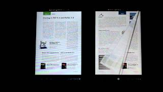 Acer Iconia Tab A510 vs A700 part 2