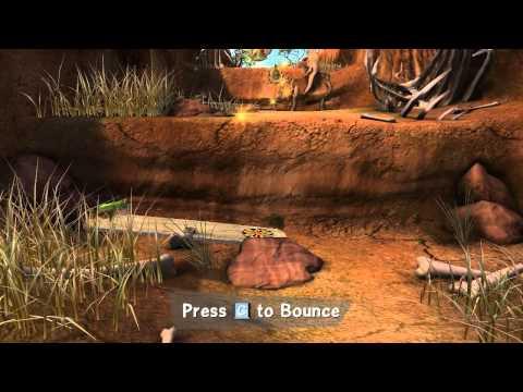 Madagascar 2 Escape Africa Walkthrough PC - Part 17 - Mort's Adventure - HD