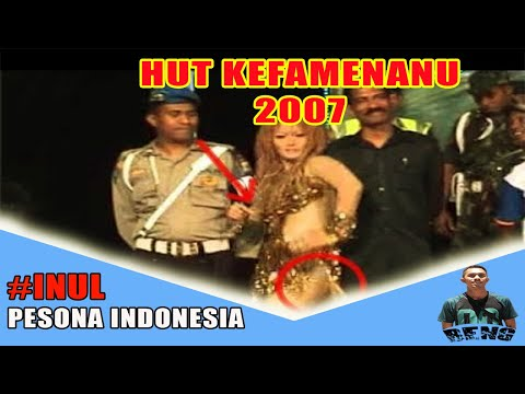 Inul Daratista Memeriahkan HUT kefamenanu 2007