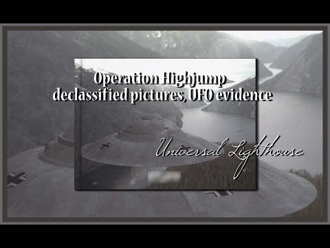 Operation Highjump, Declassified Pictures, UFO Evidence
