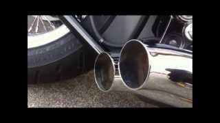 Repeat youtube video HARLEY-DAVIDSON 08'FXST  BASSANI EXHAUST