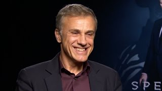Christoph Waltz Talks Spectre & 2016 Tarzan Movie