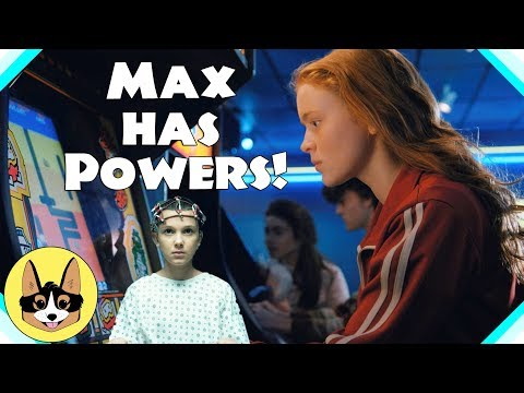 MadMax has Psionic Powers!  |  Stranger Things Conspiracy Theory