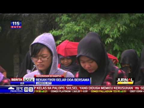 Doa untuk Fikri, Korban Ospek Maut ITN Malang
