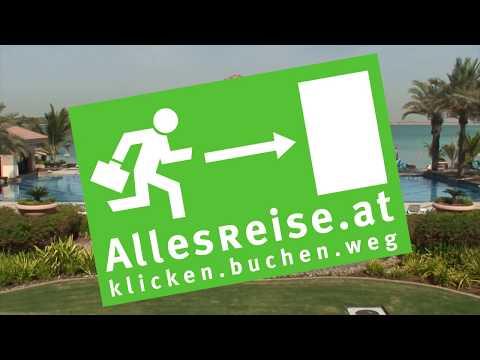 AllesReise.at Hotelvideo: Al Raha Beach Resort, Abu Dhabi, Vereinigte Arabische Emirate
