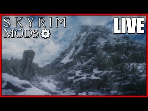 Skyrim Mods: Beyond Reach LIVE