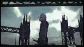FF7 Advent Children / Evanescence Mashup (Trailer)