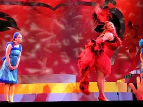 SEUSSICAL:  Gertrude's Love Song with Mayzie and the Bird Girls