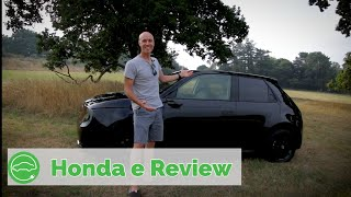Honda e   Test Drive and Review