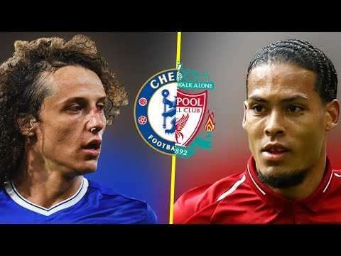 Virgil Van Dijk VS David Luiz - Who Is The Best Defender? - Amazing Defensive Skills - 2018/19 - HD