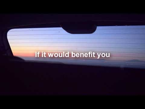 Billie Eilish - Because Im In Love With You (lyric Video)