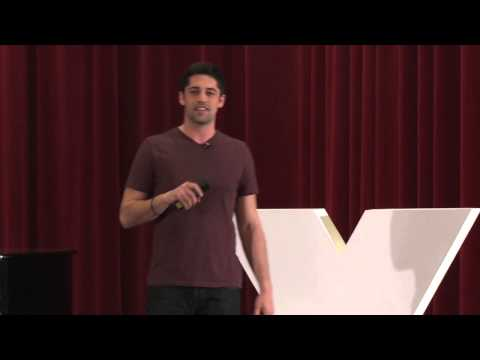 Say 'yes' to your adventure: Matthew Trinetti at TEDxLafayetteCollege