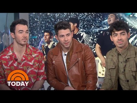 Free Download Jonas Brothers Dish On Music, Marriage, And 'happiness Begins' Tour | Today Mp3 dan Mp4
