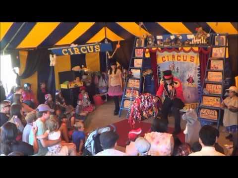 Circus at the 2012 Monterey County Fair