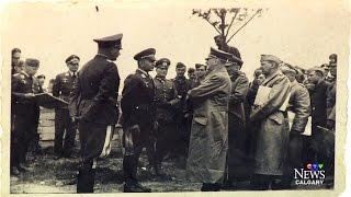 Alberta man finds rare photo of Hitler in family memorabilia