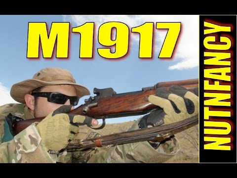 M1917 Eddystone: Great Gun for the Great War