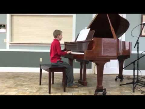 Jack's piano share day