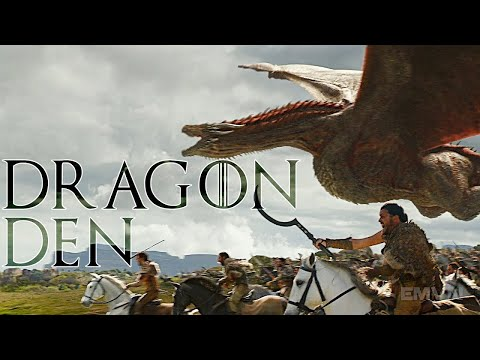 DRAGON DEN | Game of Thrones Epic Cinematic (Battle of the Bastards x The Spoils of War)