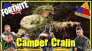 Fortnite Military Skins / Camper Cralin / Happy Memorial Day