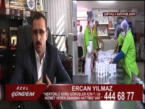 Nurs Lokman Hekim - Özel Gündem ( Ercan Yılmaz )