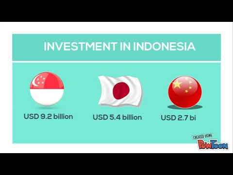 Foreign Direct Investment (FDI) in Indonesia