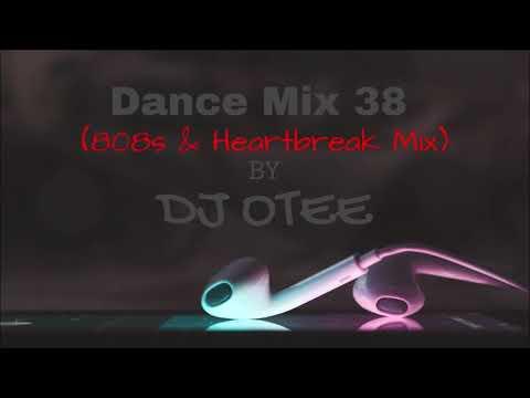 DJ OTEE - Dance Mix 38 (808's & Heartbreak Mix)