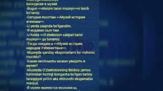 Русча узбекча лугат