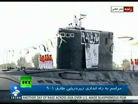 Российская субмарина защитит