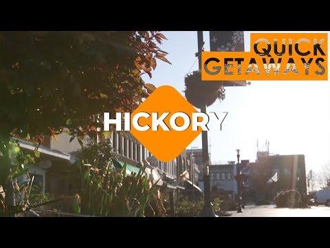 Quick Getaways: Hickory | North Carolina Weekend | UNC-TV