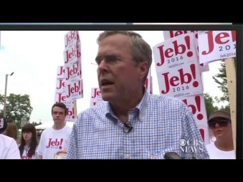 Jeb Bush: Trump does not represent Republican party