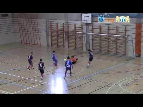 CSI talent Cup U11 2014 Quart ESTAC Troyes   FC Zürich
