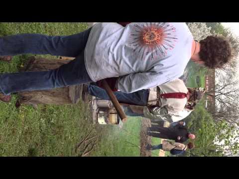 Bog Iron Smelter, Kalamazoo 48