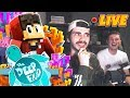 Minecraft: The Deep End SMP! - Graser @ My House (Karaoke)