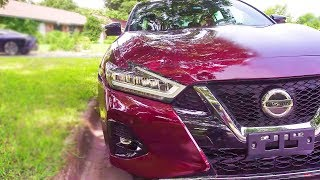 Does a $45,000 price tag belong on this 2019 Nissan Maxima Platinum?
