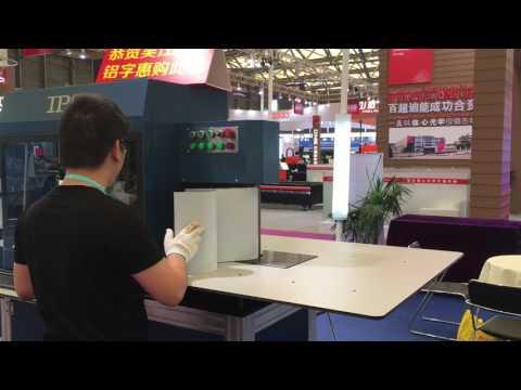 TPS channel letter bending machine model SG300