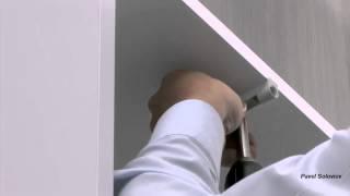 Мягкое закрывание мебельных дверей. Амортизаторы(Если вы хотите мягкого закрытия мебельных дверей, но не хотите менять петли, то есть простое решение - накла..., 2015-06-22T19:50:37.000Z)