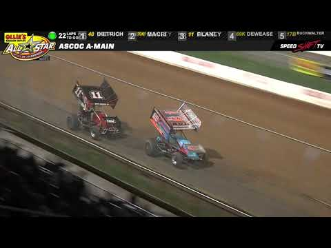 ASCoC Feature Highlights | Port Royal Speedway 4.13.19