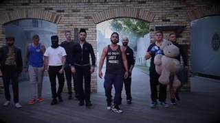 Пародия на клип Тимати - Мага.