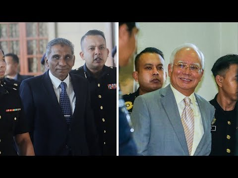 Najib&Irwan claim trial criminal breach of trust involving over RM6.6 bilion. Hasanah,RM50.4 million