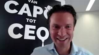 JCI Talks No.6 - Jan Joost Kroon - JCI Nederland