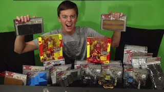 WWE Toy Unboxing