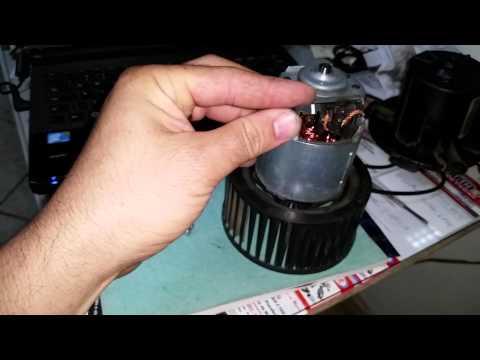 C4 Ventilador Troca De Escovas