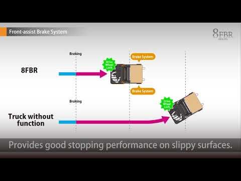 8FBR Front Assist Brake System