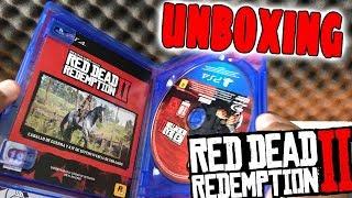 Unboxing Red Dead Redemption 2 - español