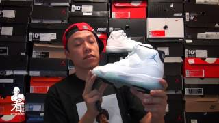 看你老師鞋評   Air Jordan 11  Legend Blue