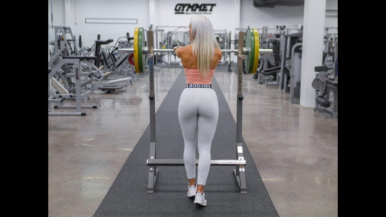 rumpor på gymmet