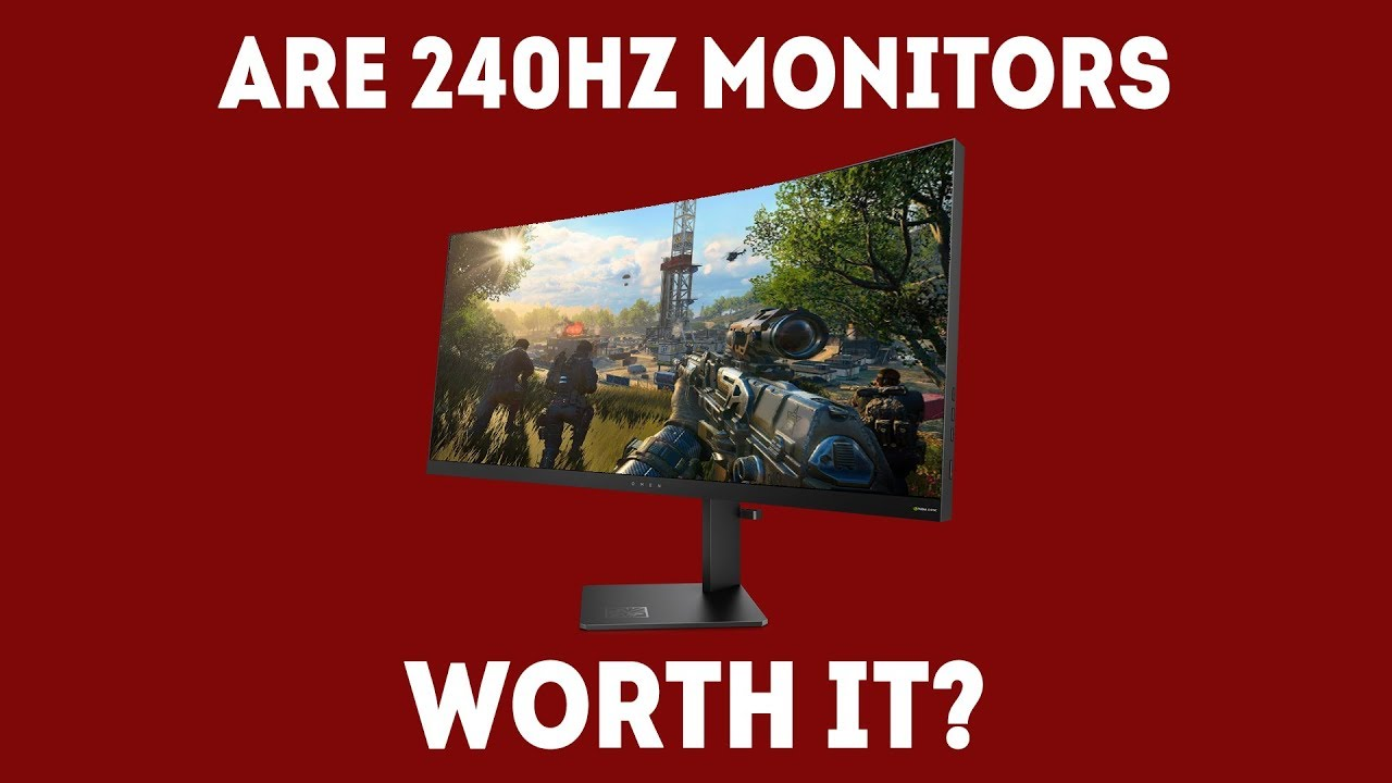 Is A 240Hz Monitor Worth It For Gaming? [What You Need To Know]