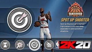 NBA 2K20 MyCAREER - CREATING AN OFFENSIVE THREAT POINT GUARD! BEST 2K20 BUILD (PLAYMAKING SHARP)