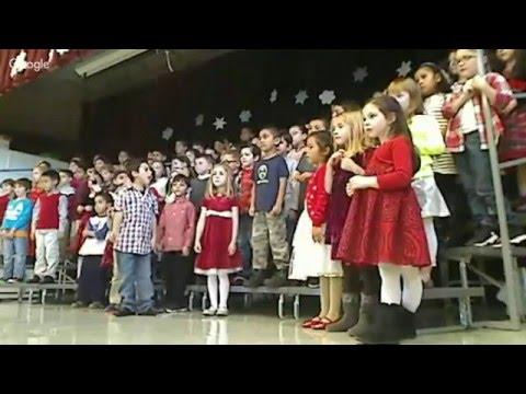 SAS 1st Grade Recital